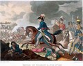 The Duke of Wellington 1769-1852 at the Battle of Salamanca - (after) Heath, William