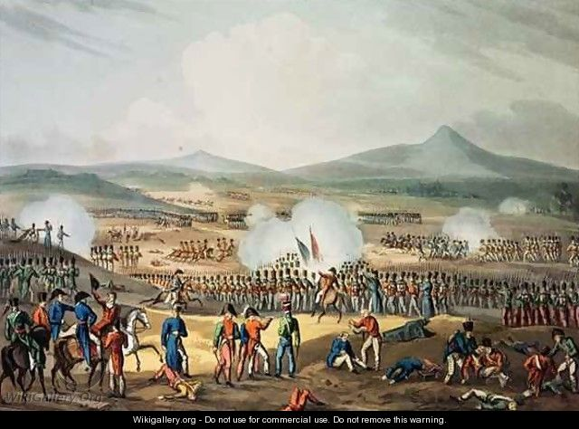 Battle of Fuentes DOnoro - (after) Heath, William