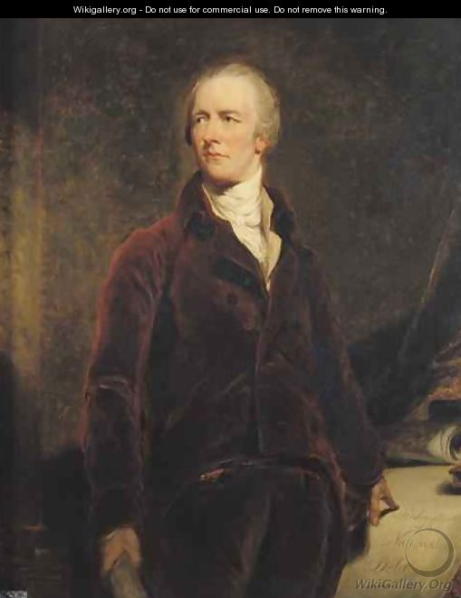 William Pitt the Younger 1759-1806 - George Peter Alexander Healy