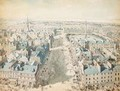 North View from Scott Monument - Joseph Woodfall Ebsworth
