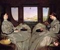 The Travelling Companions - Augustus Leopold Egg