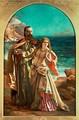 Prospero and Miranda - William Maw Egley