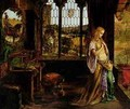 The Lady of Shalott - William Maw Egley