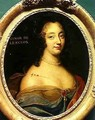 Portrait of Ninon de Lenclos 1620-1705 - Louis Ferdinand (the Elder) Elle