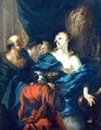 The Death of Sophonisba - Ottmar, the Younger Elliger
