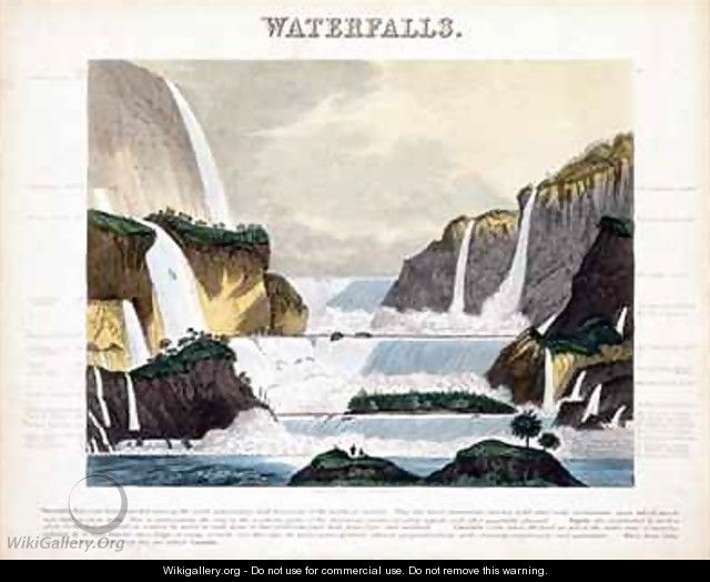 Waterfalls - John Emslie