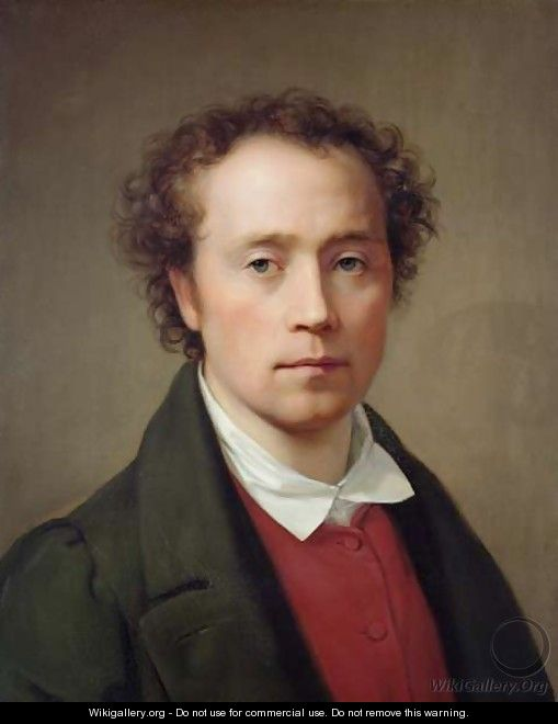 Self Portrait - August von der Embde