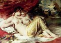Venus and Cupid 2 - William Etty