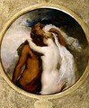 Cupid and Psyche 2 - William Etty