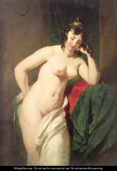 Nude - William Etty
