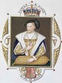 Portrait of James V King of Scotland from Memoirs of the Court of Queen Elizabeth - Sarah Countess of Essex