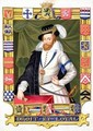Portrait of Robert Dudley Earl of Leicester from Memoirs of the Court of Queen Elizabeth - Sarah Countess of Essex