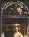 The Ghent Altarpiece The Prophet Micah and the Virgin Annunciate - Hubert & Jan van Eyck