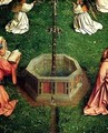 The Ghent Altarpiece The Fountain of Life - Hubert & Jan van Eyck