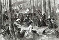 A Negro Camp Meeting in the South - (after) Eytinge, Solomon