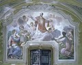 The Apotheosis of St Ignatius of Loyola from the Refectory - Diacinto Fabbroni
