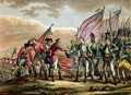The Surrender of General John Burgoyne at the Battle of Saratoga - Fauvel
