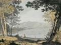 View of Skiddaw and Derwentwater - Joseph Farington