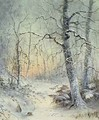 Winter Breakfast - Joseph Farquharson