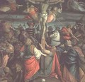 The Crucifixion - Gaudenzio Ferrari