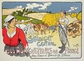 Reproduction of a poster advertising the Central Syndicate of French Farmers - Georges Fay