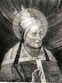 Alexander I from the Sistine Chapel - Fra Diamante