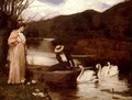 Feeding the Swans - Arthur A. Dixon