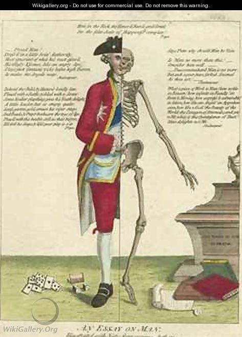 Illustration from An Essay on Man - Robert Dighton - WikiGallery.org ...
