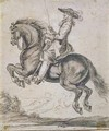 William Duke of Newcastle 1592-1676 on Horseback - Abraham Jansz. van Diepenbeeck