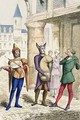 Travelling Musicians in the Fifteenth Century - Dietrich