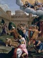 The Stoning of St Stephen - Domenichino (Domenico Zampieri)