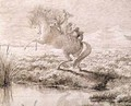 The Escape 2 - Charles Altamont Doyle