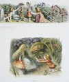 Dressing the Baby Elves and Rejected - Richard Doyle