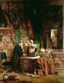 The Alchemist - William Fettes Douglas