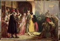 Return of Mary Queen of Scots to Edinburgh - James Drummond