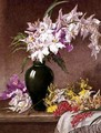 Orchids in a Vase - Mary Elizabeth Duffield