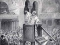 John Chrysostom Preaching in Constantinople - Ambrose Dudley