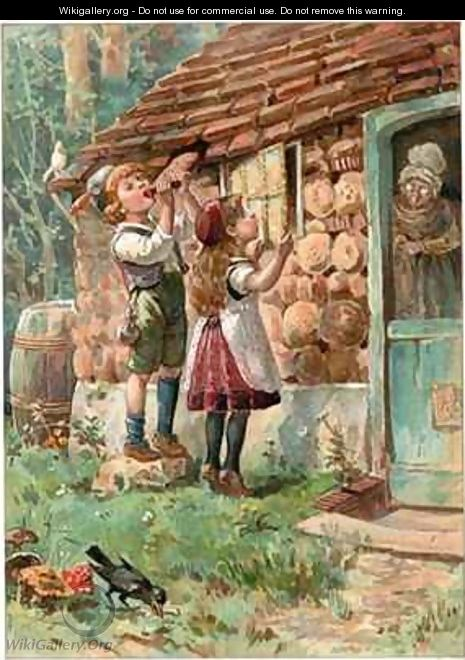 Hansel and Gretel - Ambrose Dudley