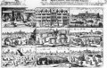 Account of the Great Plague of London in 1665 - John Dunstall