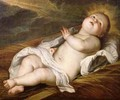 Infant Christ - (after) Dyck, Sir Anthony van