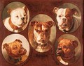 Nell Dido Punch Maggie lauder and Alexander English Bulldogs - Antoine or Tony Dury