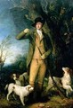Thomas William Coke 1752-1842 1st Earl of Leicester - Thomas Gainsborough