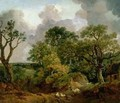 Wooded Landscape - Thomas Gainsborough