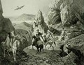 A Falcon Hunt near Yerevan Armenia - (after) Gagarin, Grigori Grigorevich