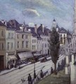 La Place du Grand Salon - Jean Charles Gallet