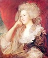 Mrs Fitzherbert - Thomas Gainsborough