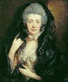 Margaret Gainsborough - Thomas Gainsborough