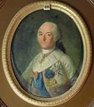 Portrait of Louis Philippe Joseph dOrleans 1747-93 Duke of Chartres in the Costume of the Grand Master of the Freemasons - Michel Garnier