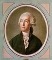 Portrait of Antoine Laurent de Lavoisier 1743-94 French chemist - Jean Francois Garneray