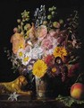 Flowers - Jean Francois Garneray